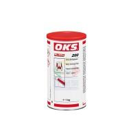 OKS200二硫化钼装配膏紧固工序高负R润滑 黑色1kg