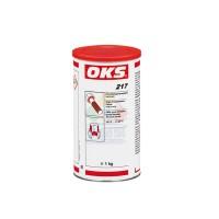OKS 217高温润滑膏高纯度灰 黑色半透明