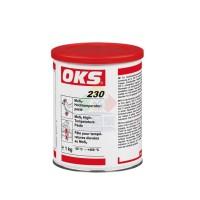 OKS 230二硫化钼高温润滑膏 黑色 1KG