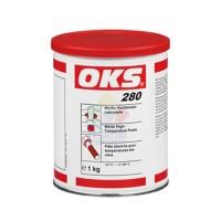 OKS 280工艺流程润滑的高温润滑膏 白色