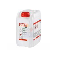 OKS 600多功能润滑油工业润滑油 浅棕色透明