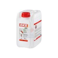 OKS 670含白色固体润滑剂的高性能润滑油 米色