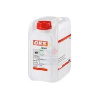 OKS1010/2硅油1000cS塑料/弹性体用润滑剂铸注塑吹塑挤出脱模剂 无色5L