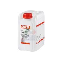 OKS 3750含 PTFE (聚四氟乙烯)的粘附性润滑剂 浅白色