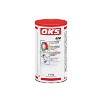 OKS 400锂基矿物油二硫化钼多用途高性能润滑脂 黑色