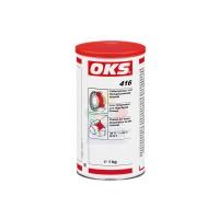 OKS 416锂基半合成油低温和高速润滑脂 黄色