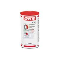 OKS 418硅盐酸矿物油高温润滑脂 黑色