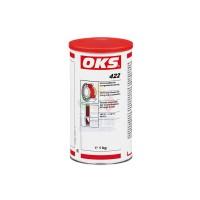 OKS 422钡复合基聚α烯烃PAO长效润滑的通用型润滑脂 浅色