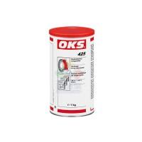OKS 425特种钙基聚α烯烃PAO合成长效润滑脂主轴轴承 米色