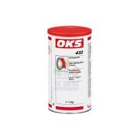 OKS 432铝复合基矿物油高熔点润滑脂 棕色