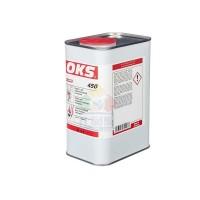 OKS 450合成油链条和粘合润滑剂透明 棕色透明