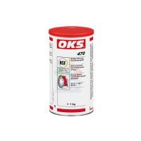 OKS 470锂基矿物油万能高性能润滑脂 白色
