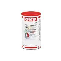 OKS 472铝复合基聚α烯烃PAO食品技术设备的低温润滑脂 白色