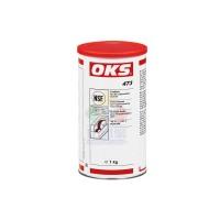 OKS 473铝复合基聚α烯烃PAO中央供脂食品技术设备的液态润滑脂 浅黄色