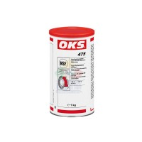 OKS 475锂基聚α烯烃PAO高性能润滑脂 米色