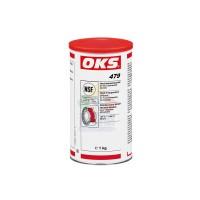 OKS 479铝复合基聚α烯烃食品技术设备的高温润滑脂 米色
