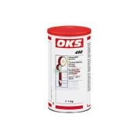OKS 490铝皂矿物油齿轮润滑脂可喷涂 黑色