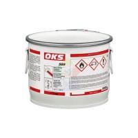 OKS 589二硫化钼聚四氟乙烯润滑涂料热固化 亚光黑色