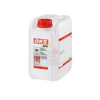 OKS 2650生物降解工业清洁剂水质浓缩液清洁车间食品设备 红色