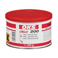 OKS200二硫化钼装配膏紧固工序高负R润滑 黑色250g