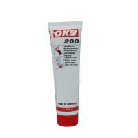 OKS200二硫化钼装配膏紧固工序高负R润滑 黑色100g