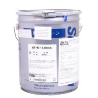 信越KF-96-12500CS日本信越低粘度硅油正品shinEtsu KF96-12500CS信越二甲基硅油代理16kg